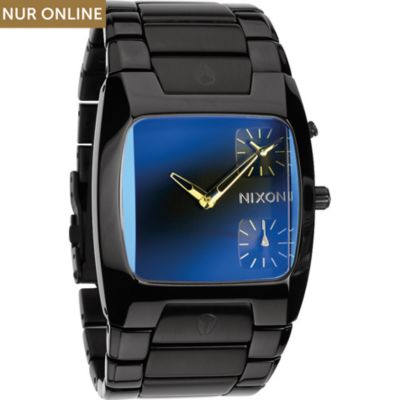 Nixon Herrenuhr Banks - Black Cosmos A060 1630
