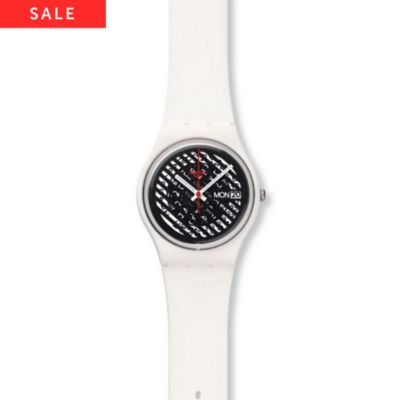 Swatch Herrenuhr Off The Grill GW704
