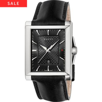 Gucci Herrenuhr Timeless YA138404