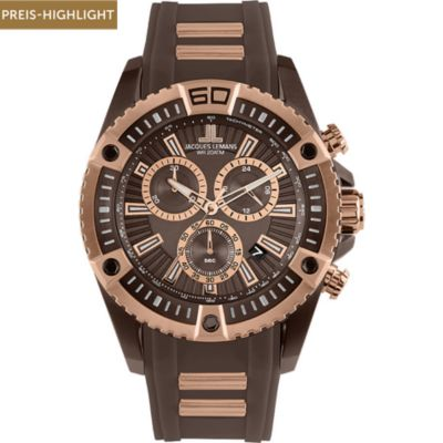 Jacques Lemans Herrenchronograph Liverpool Professional