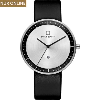Jacob Jensen Herrenuhr Strata 32270