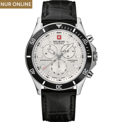 Swiss Military Hanowa Herrenuhr Flagship 06-4183.04.001.07