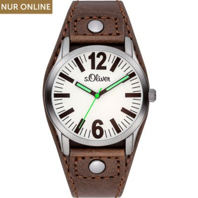 s.Oliver Herrenuhr SO-2937-LQ