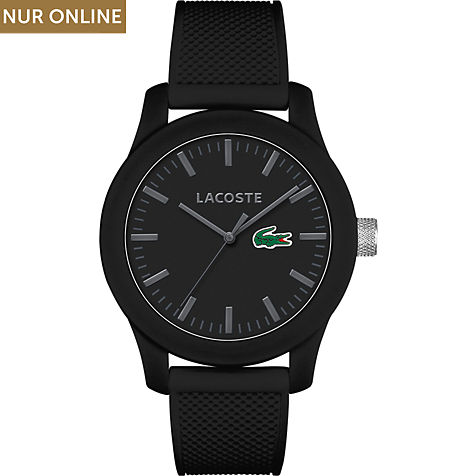 lacoste uhr the lacoste poloshirt in a watch 2010766 bei bestellen. Black Bedroom Furniture Sets. Home Design Ideas
