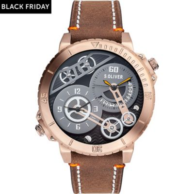 s.Oliver Herrenuhr SO-2949-LQ