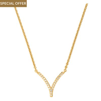 CHRIST Diamonds Kette 86609355