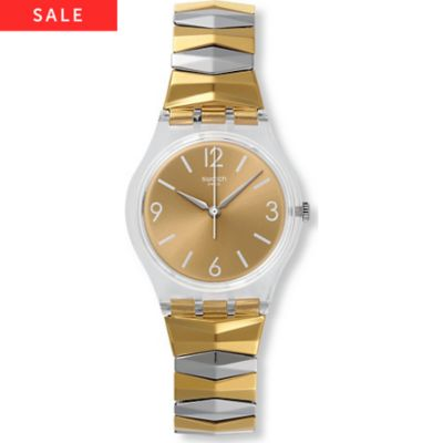 Swatch Damenuhr Liscato L GE242A