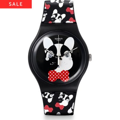 Swatch Herrenuhr Andy Baby SUOB115
