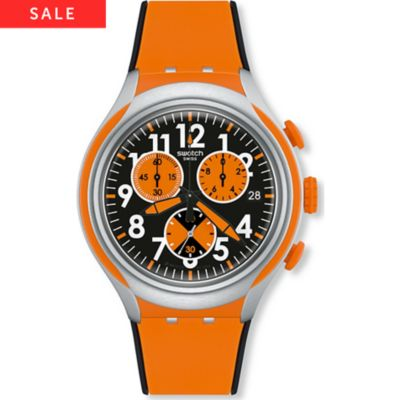 Swatch Herrenchronograph Feel Strong YYS4003