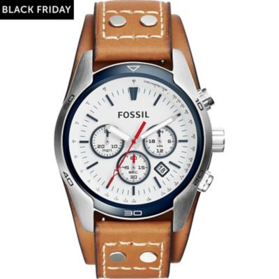 Fossil Herrenchronograph CH2986