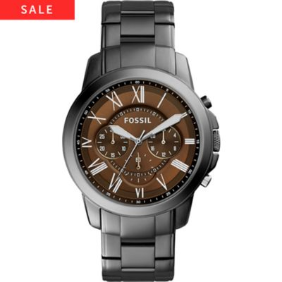 Fossil Herrenchronograph Grant FS5090