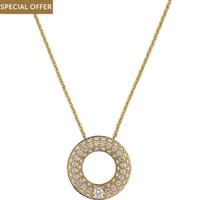CHRIST Diamonds Kette 86782626