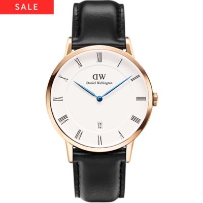 Daniel Wellington Herrenuhr Dapper Sheffield,