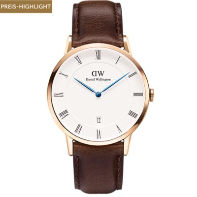 Daniel Wellington Herrenuhr Dapper Bristol