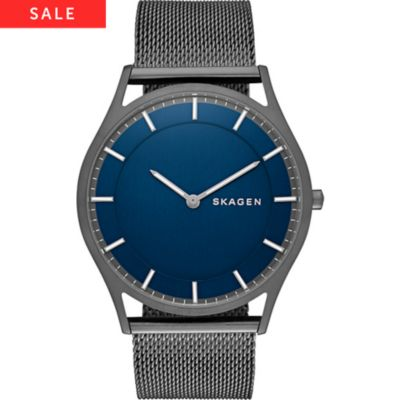 Skagen Herrenuhr Holst