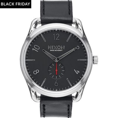 Nixon Herrenuhr C45 Leather A465 - 008
