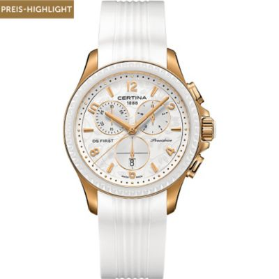 Certina Chronograph First Lady Ceramic Chrono