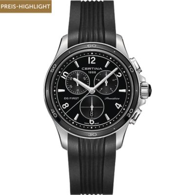Certina Damenchronograph DS First Lady Ceramic