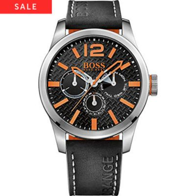 BOSS Orange Herrenuhr Paris Multi 1513228