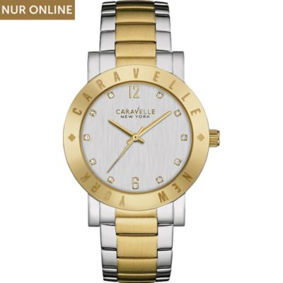 Caravelle New York Damenuhr New Boyfriend 45L151