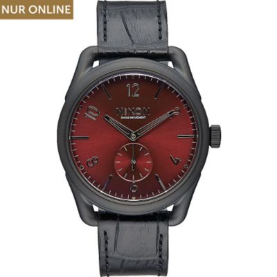 Nixon Damenuhr C39 Leather A459 1886