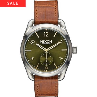 Nixon Damenuhr C39 Leather