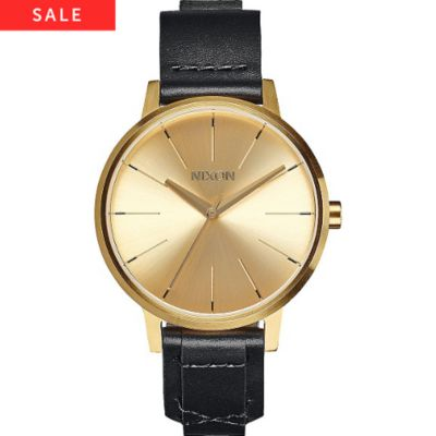 Nixon Damenuhr Kensington Leather A108 2143