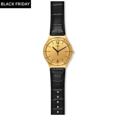 Swatch Herrenuhr After-dinner YWG100