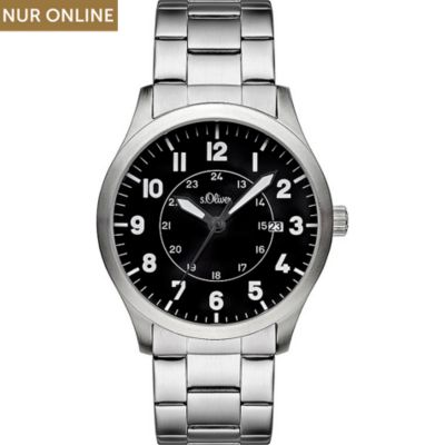 s.Oliver Herrenuhr SO-3127-MQ