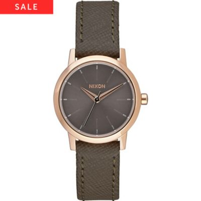 Nixon Damenuhr Kenzi Leather