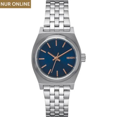 Nixon Damenuhr Small Time Teller Navy A399 2195