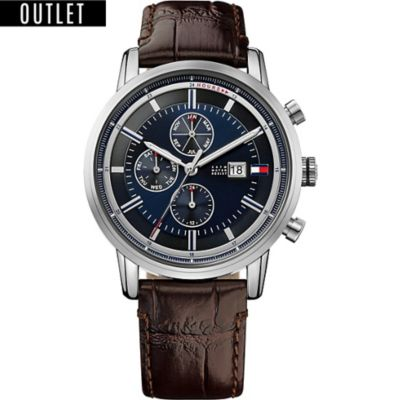 Tommy Hilfiger Herrenuhr Cool Sport 1791244