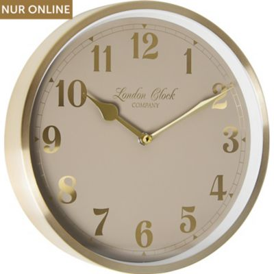 London Clock Wanduhr