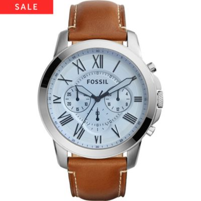 Fossil Herrenchronograph FS5184