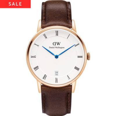 Daniel Wellington Damenuhr Dapper Collection Bristol DW00100094