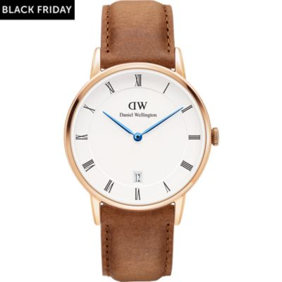 Daniel Wellington Damenuhr Dapper Collection Durham DW00100113