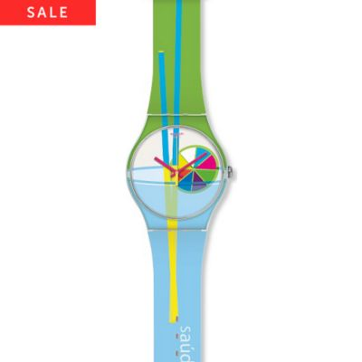Swatch Unisexuhr Caipi