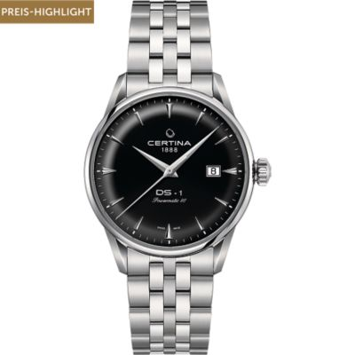 Certina Herrenuhr DS-1 Powermatic 80 C029.807.11.051.00