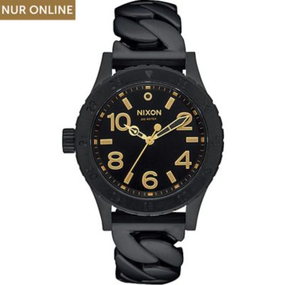 Nixon Damenuhr 38-20 All Black A410 2317