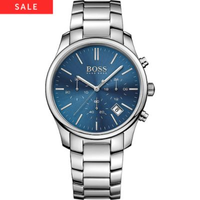 Boss Herrenuhr Time One