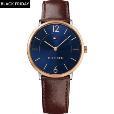 Tommy Hilfiger Herrenuhr Ultra Slim - Multi Branded 1710354