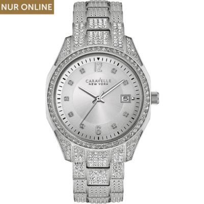 Caravelle New York Damenuhr Boyfriend 43M112