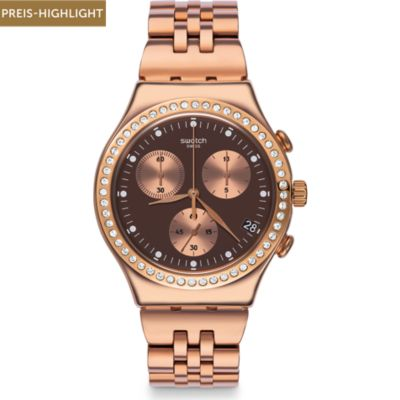 Swatch Damenuhr Precious Rose