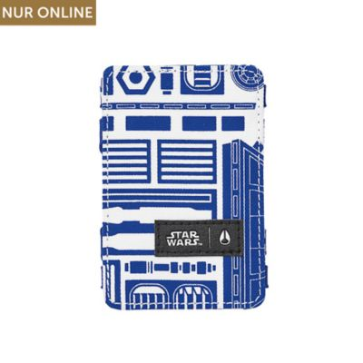 Nixon Portmonee Atlas Magic Wallet SW R2d2 White C2703SW-2379-00