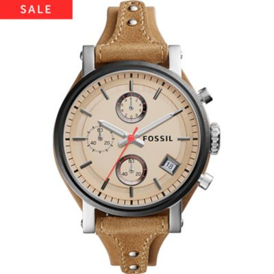 Fossil Damenchronograph