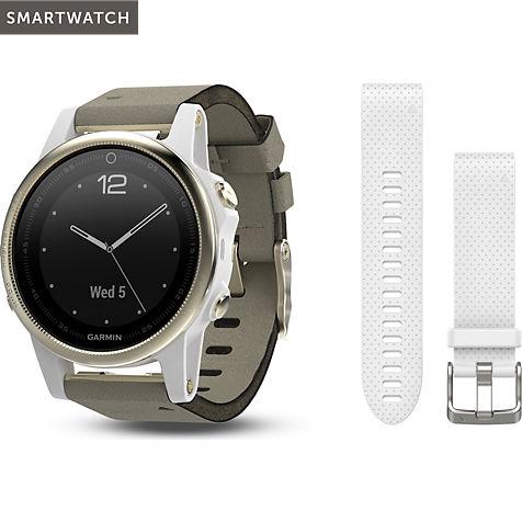 garmin smartwatch fenix 5s saphir 40 30 6593 bei. Black Bedroom Furniture Sets. Home Design Ideas