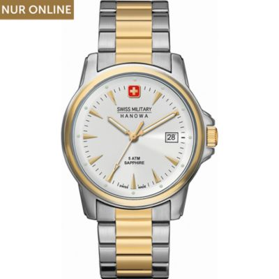 Swiss Military Hanowa Herrenuhr Swiss Recruit Prime