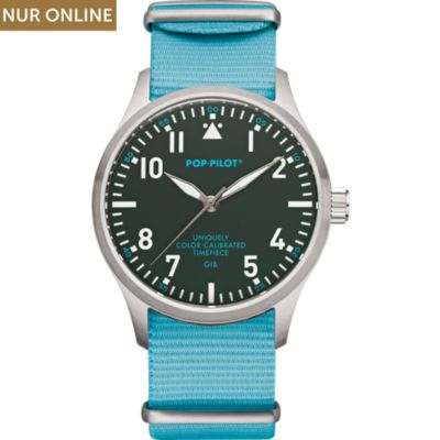 Pop-Pilot Herrenuhr GIB