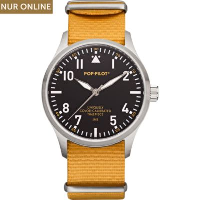 Pop-Pilot Herrenuhr JNB