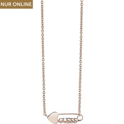 Guess Kette Heart Pin JUBN83119JW